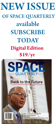 Download the first issue of Space Quarterly magazine for free.