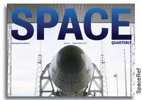 Current Issue of Space Quarterly Delayed